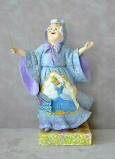"Jim Shore ""Magical Transformation"" Fairy Godmother - Cinderella - Enesco Disney"