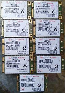 x9 Sierra MC7750 Mini PCI-e WWAN for Panasonic Toughbook 9pcs
