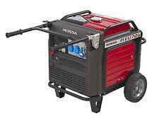 Gruppo elettrogeno generatore di corrente Honda EU 70is 7 KW silenziato inverter