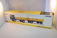 Dinky Toys 917 Mercedes Benz truck and trailer MINT EMPTY ORIGINAL BOX