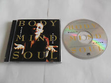 Debbie Gibson - Body Mind Soul (CD 1992) USA Pressing