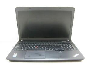 """Lenovo Edge E540 15.5"""" Laptop 2.40 Ghz i3-4000M 4GB RAM (Grade B No Webcam)"""