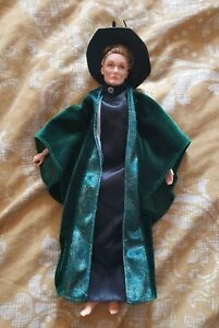 Harry Potter Doll - Professor McGonagall - Minerva - Used