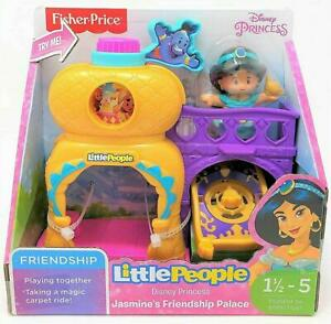 Fisher Price Little People Jasmines's Friendship Palace Playset - Rare