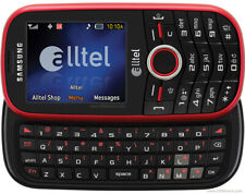Samsung Intensity SCH-U450 - RED (Alltel) Cellular Phone GOOD USED
