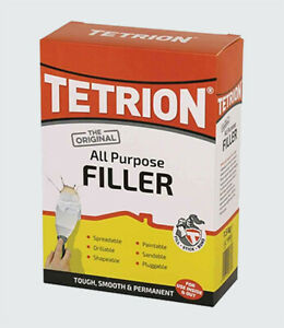 Tetrion All Purpose Filler Interior Exterior Powder White 1.5kg