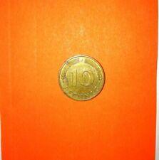 10 Pfennig Coin Germany 1993