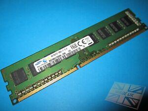 Samsung 4GB M378B5173QH0-CK0 PC3-12800U-11-13-A1 DDR3 Desktop Memory