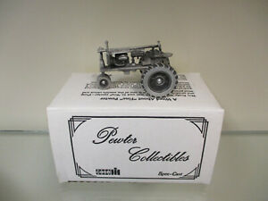 Farmall F-20 Pewter Collectibles By SpecCast 1/43rd Scale