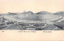 RIO DE JANEIRO BRAZIL~AVENIDA BEIRA-MAR BOTAFOGO~A RIBEIRO #218 POSTCARD