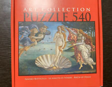 Birth Of Venus Puzzle By Botticelli 540 Art Collection Made In Italy (33*48.5cm)