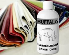 500ml Leather Aroma Fragrance Conditioner, Revives Car Seats & Leather Smell