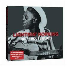 Dirty House Blues by Lightnin' Hopkins (CD, Apr-2010, 2 Discs, Not Now Music)