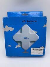 4G Antenne Model W435 LTE Antenna WiFi Signal Booster New in box 35 Dbi SMA 2M