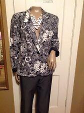 outfits sets size 14 Gray Slacks Worthington And L Worthington Jacket