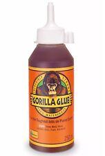 Gorilla Glue Colla Impermeabile 250 ML SUPER LEGNO METALLO PIETRA CERAMICA VETRO Schiuma