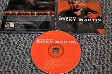 RICKY MARTIN Shake Your Bon-Bon RARE PROMO CD SINGLE