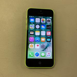 Apple iPhone 5C - 16GB - Green (Unlocked) (Read Description) DJ1025