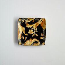 /% plaque 28 cm Barocco versace de rosenthal/%
