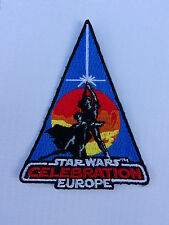 Official STAR WARS PATCH from London Celebration 2007 New