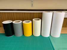 Vinyl rolls - 225mm x 50m. 6 rolls of your choice