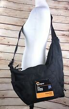 Lowepro Passport Sling Digital SLR Camera Photo Shoulder Bag Black