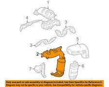 TOYOTA OEM-Exhaust Manifold 2505220190