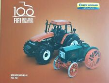 NEW HOLLAND FIAT 702 & M160 TRACTOR LIMITED EDITION BOX SET - 1/32 SCALE