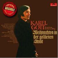 KAREL GOTT - WEIHNACHTEN IN DER GOLDENEN STADT (ORIGINALE)  CD NEU