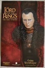 2002 Sideshow Weta Lord of the Rings Grima Wormtongue 1/4 Scale Polystone Bust