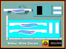 1/64 '83 Chevy Silverado 'Teal' CUSTOM Decal SCR-0297