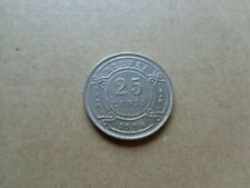 Belize 25 cents 1994 Coin