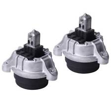 2PCS FOR BMW F10 F11 Front Left & Right Engine Motor Mount 22117935149