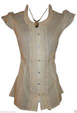 Cap Sleeve Blouse Plus Size for Women