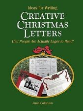 Ideas for Writing Creative Christmas Letters That People Are Actually -ExLibrary