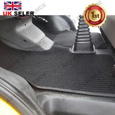 Tailored  Black Carpet Car Mat With Heel Pad 96-03 For Volkswagen Transporter T4