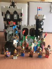Lego 6068 1992 Black Knights Castle Set With Instructions Booklet & Damaged Box