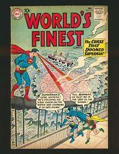 World's Finest Comics # 115 G/VG Cond.