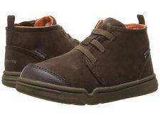 NIB STRIDE RITE Shoes Bootie Boot M2P Crawford Brown 5 M