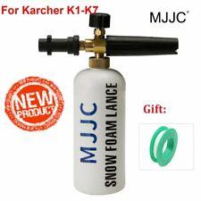 MJJC Snow Foam Lance 1L Soap Bottle Sprayer Washers Gun Jet for Karcher K1-K7