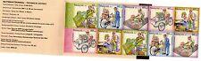 Malaysia 2012 Traditional Livelihood stamp booklet
