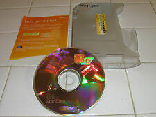 MS Microsoft Office 2007 Standard Full English Version =NEW RETAIL VERSION=