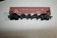 Lehigh valley quad open hopper ho scale Athearn RTR