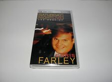 CHRIS FARLEY Saturday Night Live  Sony  PsP UMD Video     NEW SEALED