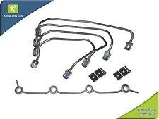 New Kubota U45 K121-2 KX161-2 KX161-3 Injector Fuel Pipe Set