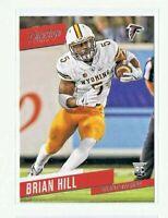 Brian Hill 2017 Prestige Football #278 Atlanta Falcons RC