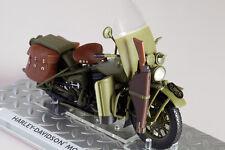 Harley Davidson Model WLA 1942 - 1:24 Scale Altaya NEW