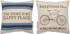 PRIMITIVES BY KATHY THE SHORE IS MY HAPPY PLACE A DAY AT THE SHORE 2 SIDES BIKE
