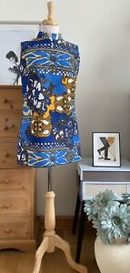 Vintage Mini Dress 10