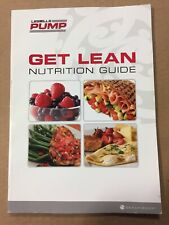 Les Mills Pump : Get Lean Nutrition Guide (Softcover, 2011) FREE Shipping